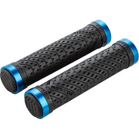 Sixpack K-Trix Lock-On Cykelhåndtag Non Glove, black/blue